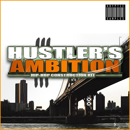 Hustler's Ambition 3 - The third pack in this series with a mixture of East and West Coast elements