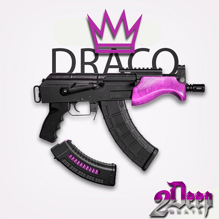 King Draco - Locked and loaded with five banging Construction Kits