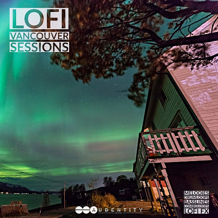 LoFi Vancouver Sessions - 158 quality and usable samples and loops aimed at the Lofi / Hip Hop market!