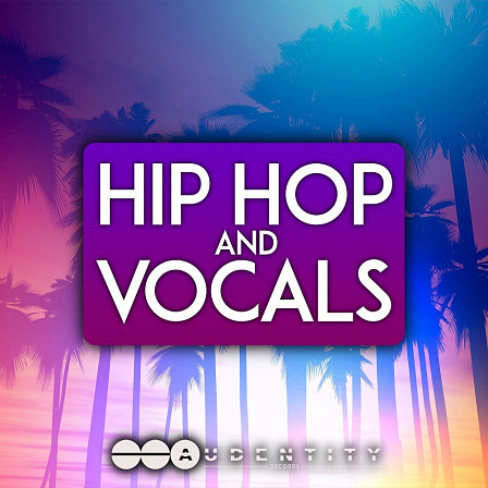 Hip Hop & Vocals - Ready to drop into your DAW to help build stunning Hip Hop tracks with vocals!