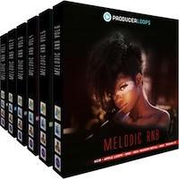 Melodic RnB Bundle (Vols.1-6) - THIRTY awesome Construction Kits of melodic RnB loops