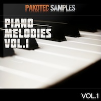 Piano Melodies - 50 unique and fresh melodies