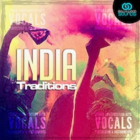 Bollywood India Traditions Vol.1 - True Indian spices and flavours to sizzle up your tracks