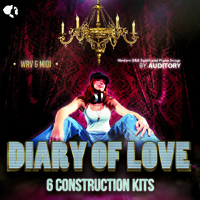 Diary of Love - A must have for those in need of top qulaity warm melodies