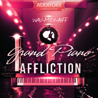 Grand Piano - Affliction - Delivering all of the emotional progressions you need