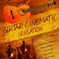 Guitar - Cinematic Sensation - Get that high quality Orchestral feel
