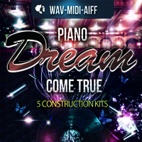 Piano: Dream Come True - Add some class to your productions