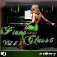 Piano Class 6 Vol.3 - Pianolicious progressions for your next smash hit