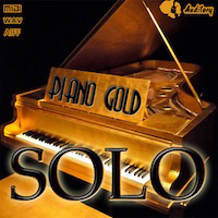 Piano Gold Solo - Ready to be assigned to your favourite synth or sampler