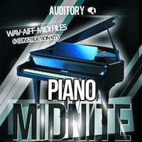 Piano Midnite - Ready to be assigned to your favourite synth or sampler