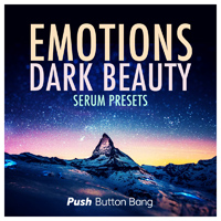 Emotions - Dark Beauty Serum Presets product image