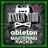 Ableton Mastering Racks - 3 FX Racks for Ableton