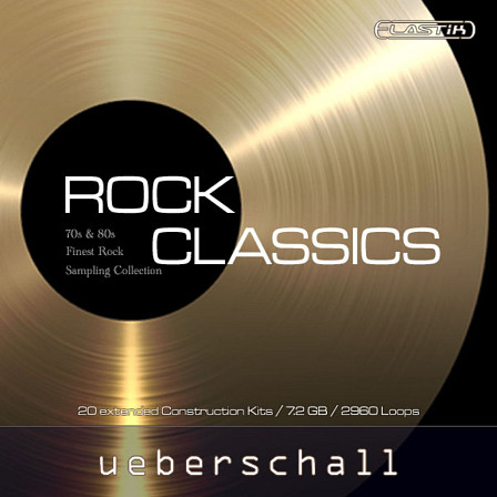 Rock Classics - 70s & 80s finest rock sampling collection
