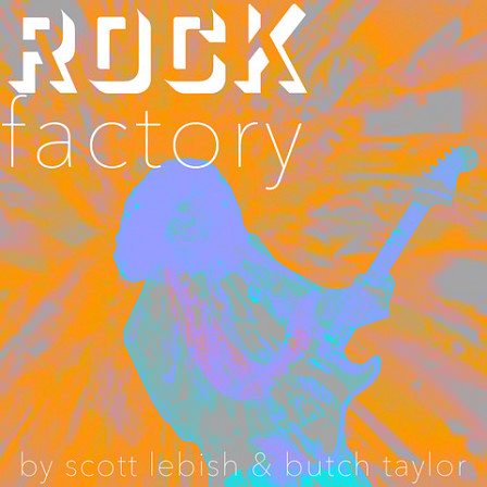 Rock Factory - Feel the classics come back to life with these incredible rock-revival kits