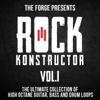 Rock Konstructor - 1.01 GB of hard hitting Rock