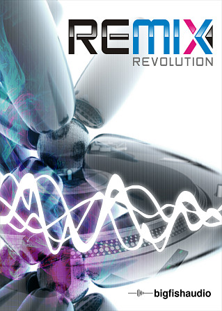 Remix Revolution - 45 Construction kits from one of the industries hottest remix producers