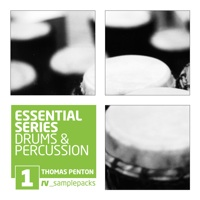 Thomas Penton Essential Series Vol. 1: Drums & Percussion product image