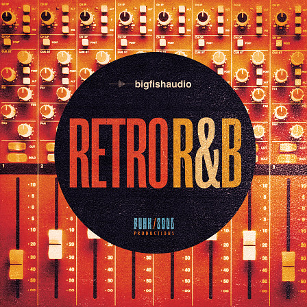 Retro R&B - 15 Retro style R&B kits with a modern twist