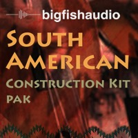 South American Construction Kit Pak product image