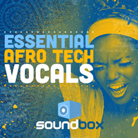 Essential Afro Tech Vocals product image