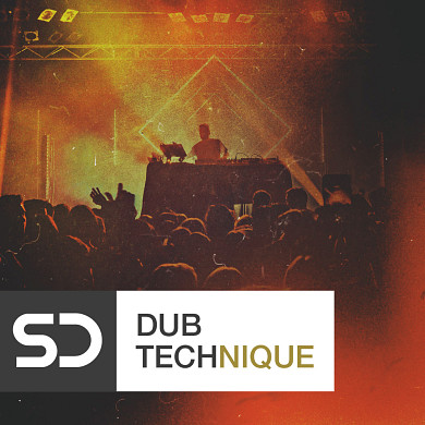 Dub Technique - A flawless deliverance of the smoothest underground Tech and Dubby Techno sounds