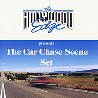 The Car Chase Scene Set product image