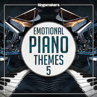 Emotional Piano Themes Vol.5 product image