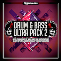 Drum & Bass Ultra Pack 2 product image