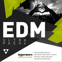 EDM Ultra Pack 4 product image