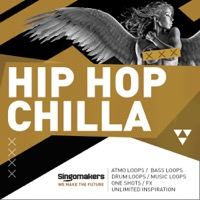 Hip Hop Chilla - Authentic fusion of classic hip hop with modern influences ambient elements