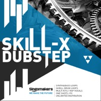 Skill-X-Dubstep product image