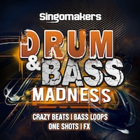 Drum & Bass Madness product image