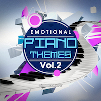 Emotional Piano Themes Vol.2 product image