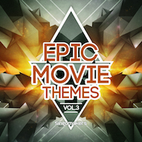Epic Movie Themes Vol.3 - 1.3GB of hypnotic movie melodies