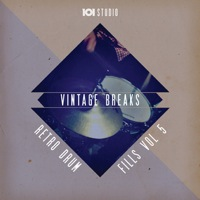 Vintage Breaks Vol 5 - Retro Drum Fills product image