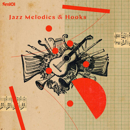 Jazz Melodics and Hooks