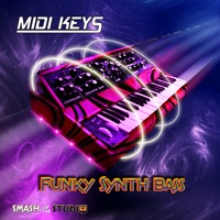 MIDI Keys: Funky Synth Bass product image