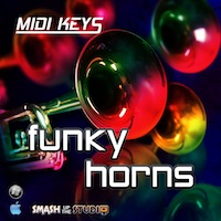 MIDI Keys: Funky Horns - Funk up your tunes with this ultra cool set of MIDI horn phrases