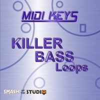 MIDI Keys: Killer Bass Loops product image