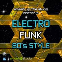 Electro Funk 80s Style product image