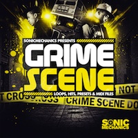 Grime Scene - Start your assault with the best sample pack for UK Domination
