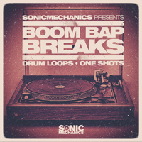 Boom Bap Breaks - Dusty beats looped up and ready for you to drop your samples over!