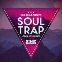 20Hz Sound Presents Soul Trap - 900MB of luxuriant pads, deep pulsating basses, sub pitched vocals and more