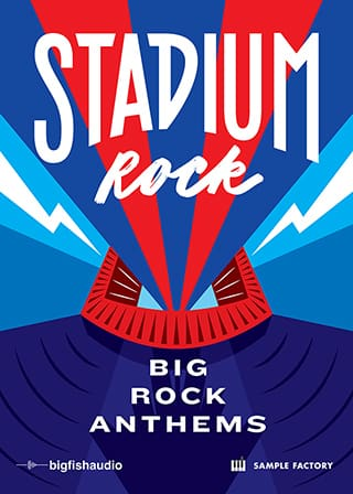 Stadium Rock - A huge collection of modern and retro rock hits