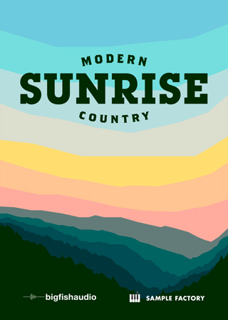 Sunrise: Modern Country - 15 Massive Modern Country Kits