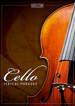 Lyrical Cello Phrases - A cello tool ready to take your compositional process to a whole new level