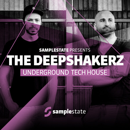 Deepshakerz, The - Samplestate continue its quest to bring you fresh innovative production talent