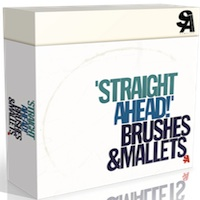 Straight Ahead Brushes & Mallets - An authentic Jazz drum instrument that has been expertly sampled