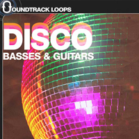 Disco Basses and Guitars product image