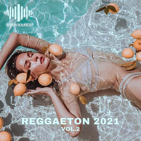 Reggaeton 2021 Vol 2 - Incredible vocals in Spanish & English, catchy lines with Tropical & Latin vibes